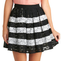 Refined Reflection Skirt | Mod Retro Vintage Skirts | ModCloth.com