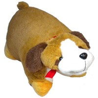18 Inch Pillow Pets Cute Soft Dog Snuggle Pillow Pet