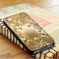 Kanye West Jay-z Album Cover Music Band Gold | For iPhone 4/4S Cases | Free Shipping | AH0150