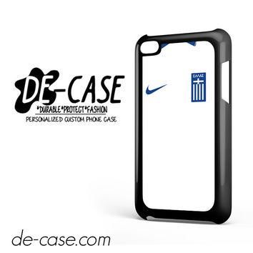 Greece Soccer Jersey For Ipod 4 Ipod Touch 4 Case Phone Case Gift Present YO