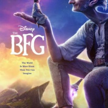 The BFG (2016) Movie HD Full Watch - Online Free Movie