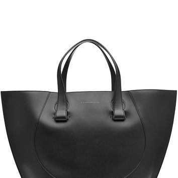 Victoria Beckham - Large Tulip Leather Tote