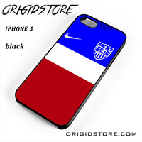 Usa Soccer Jersey For Iphone 5 Iphone 5S Case YG