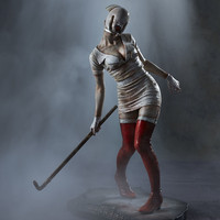 Silent Hill 2 Bubble Head Nurse Masahiro Ito Ver. 1/6 Scale Statue (Re-run)