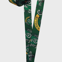 Slytherin Lanyard