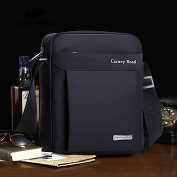 New Collection 2016 waterproof male casual oxford fabric commercial messenger bags,high quality brand design cross body bags men