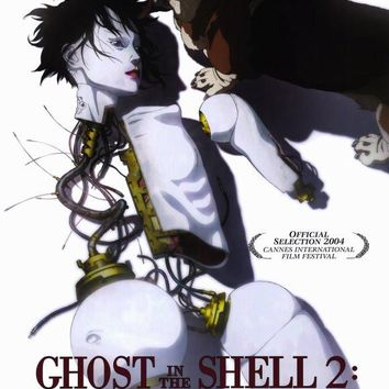 Ghost in the Shell 2: Innocence 27x40 Movie Poster (2004)