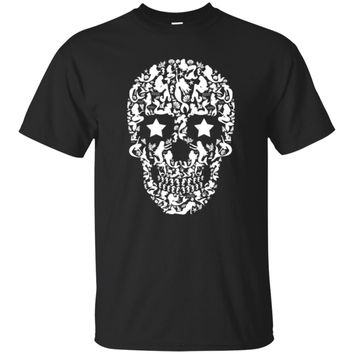 Mermaid & Skull UB™ - Skull Shirts Sweatshirt Hoodies