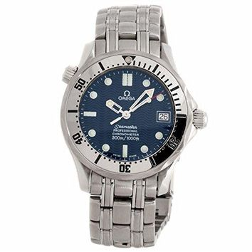 Omega Seamaster automatic-self-wind mens Watch 168.1602 (Certified Pre-owned)