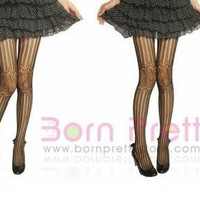 Sexy Floral Fishnet Costume Pantyhose Stockings Tights Leggings