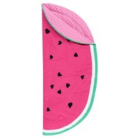 Shaped Sleeping Bag + Pillowcase, Watermelon