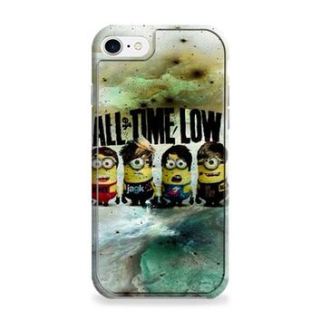 All Time Low Minion Drawing iPhone 6 | iPhone 6S Case