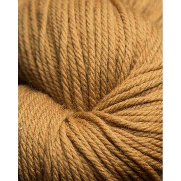 Jagger Spun Super Lamb 4/8 Worsted Weight Cone - Curry