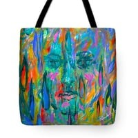 Ghost Tears Tote Bag for Sale by Kendall Kessler