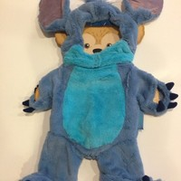 Disney 17 in Duffy Bear Stitch Clothes Mickey Mouse NEW