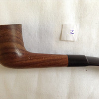 French vintage Pipe Meerschaum Lined Briar Wood Kilamanjaro 42 Tanzania