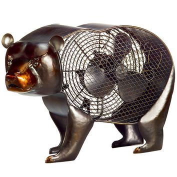 Figurine Fan - Black Bear