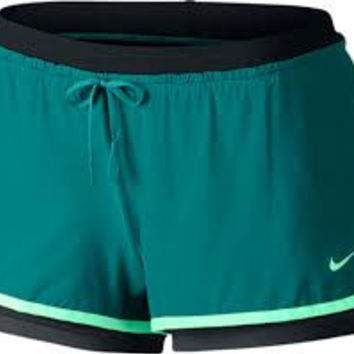 Nike Women's Dri-Fit Full Flex 2-In-1 Training Shorts