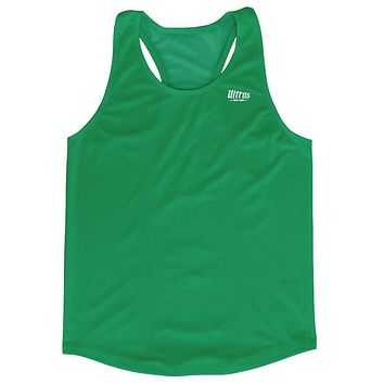 Kelly Green Running Tank Top Racerback Track and Cross Country Singlet Jersey