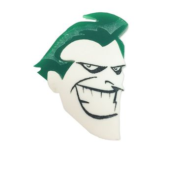 Joker Brooch