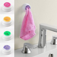 1PCS kitchen accessories Wash cloth clip holder clip dishclout storage rack bath room storage hand towel rack Hot 2015