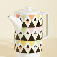 Appeals to My Palette Tea Pot | Mod Retro Vintage Kitchen | ModCloth.com
