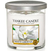 White Gardenia 7 oz Tumbler by Yankee Candle co