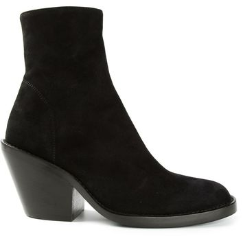Ann Demeulemeester classic ankle boots