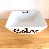 Dog Bowl Personalized and Customizable , New pet gift