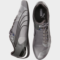 PUMA STEEL FUTURE CAT M2 GRAY AND SILVER SNEAKERS