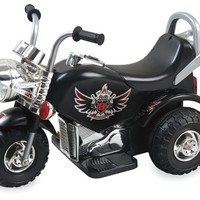 Little Motorcycle 6-Volt Ride-on Toy
