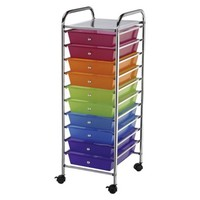 Storage Cart - 10 Drawer
