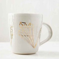 Pickle Pottery Crystals Mug