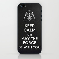 Star Wars Poster 06 iPhone & iPod Skin by Misery