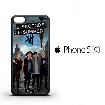 american horror story 5 SOS X2543 iPhone 5C Case