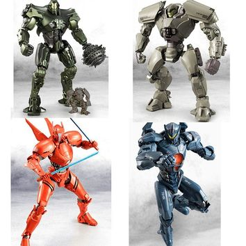 Pacific Rim 2 Movable Action figure Gipsy Avenger Titan Redeemer Saber Athena Bracer Phoenix Model Toy for Collection In box