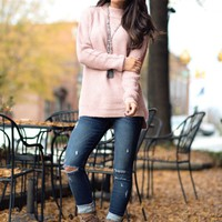 Kissed By Love Sweater | Monday Dress Boutique