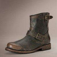 Dark Brown Wayde Engineer Inside Zip by TheFryeCompany,