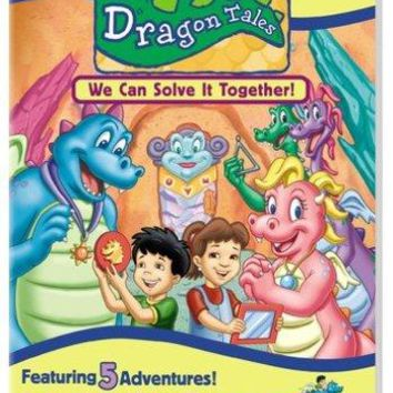 Andrea Libman & Danny McKinnon & Phil Weinstein-Dragon Tales - We Can Solve It Together