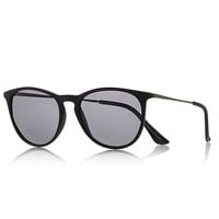 River Island Womens Black retro sunglasses
