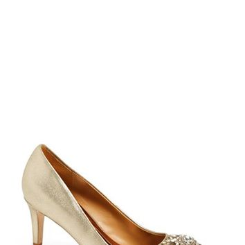 Women's Badgley Mischka 'Gardenia' Pointy Toe Pump ,