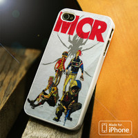 My Chemical Romance Character iPhone 4 5 5C SE 6 Plus Case