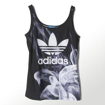 adidas White Smoke Tank Top | adidas US