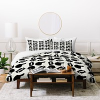 Allyson Johnson Equestrian Duvet Cover
