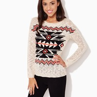 Eclectic Desert Pullover | Apparel | charming charlie