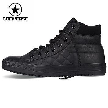 Original New Arrival  Converse all star converse boot pc Unisex Skateboarding Shoes  Sneakers