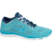 Nike Women's Free 5.0 TR FIT PRT 4 Training Shoe - Turquoise/Black | DICK'S Sporting Goods