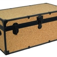 The College Cork Trunk Dorm Product Storage For Dorms Luggage For College Students College Supplies Carrier