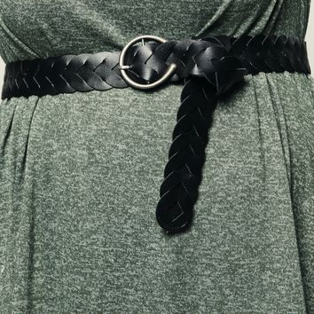 Curvy The Whole Package Belt (Black)