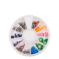 NAIL ART DECAL WHEEL